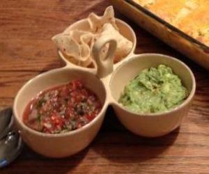 Homemade Salsa & Guacamole!